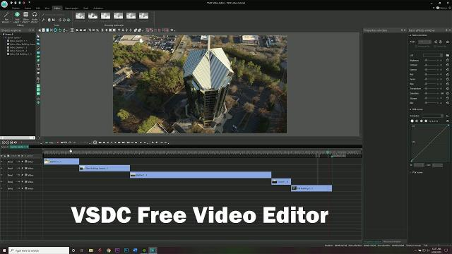 VSDC Free Video Editor - Basic Editing Tutorial + Pro License Giveaway