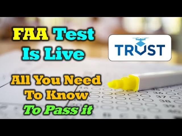 The FAA TRUST Test   What You Need To Know To Pass