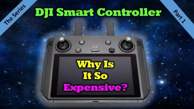 Is The DJI Smart Controller Worth The Price?