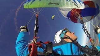 GoPro: High Altitude Paragliding
