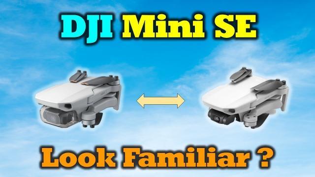 DJI Mini SE - What is DJI Thinking?