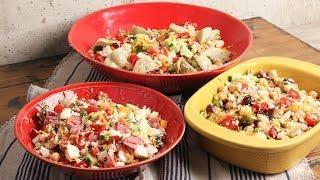 Cauliflower 'Pasta' Salad | Episode 1168