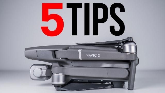 5 Hidden Tips and Tricks For The Mavic 2