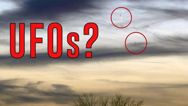 Is this a UFO? Judge for yourself!