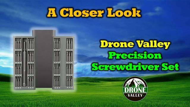 The Ultimate 48-Piece Precision Screwdriver Set - Drone Valley Gear
