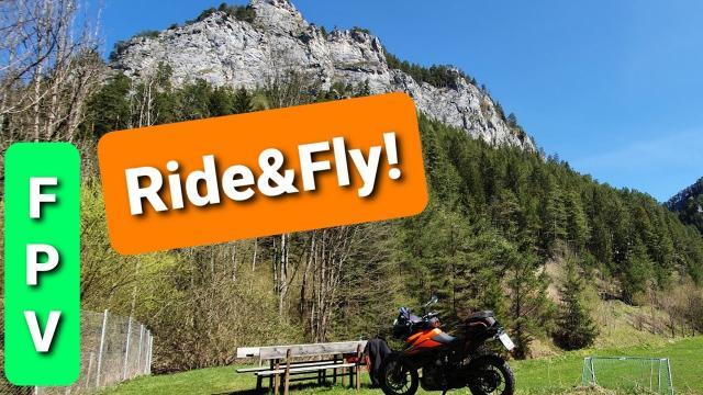 Ride&Fly S02E01: Rocks, Trains and Mountains (Rax, Kreutzberg)