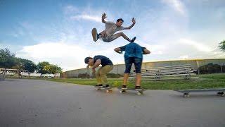 GoPro Skate: Best of Berrics Skateboarding is Fun 2016