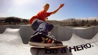 GoPro HD HERO Camera: Pacifica Skate Bowls