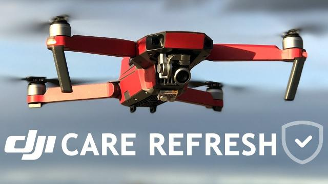 DJI Care Refresh | Everything you need to know