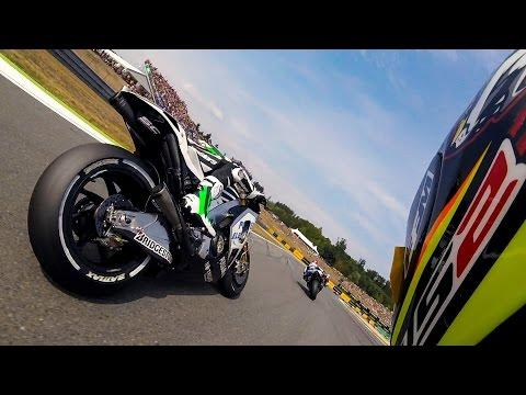 GoPro: Hero4 Session Suit Integration - MotoGP
