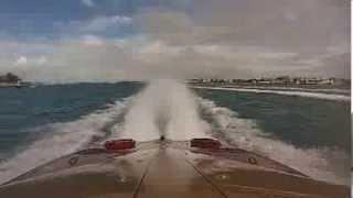 GoPro: Fastest Speed Boat Number In The World / Key West 2013