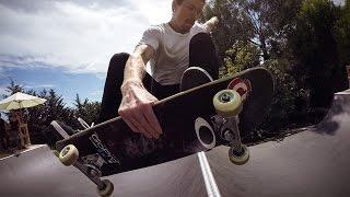 GoPro: Shaun White's Backyard Mini Ramp