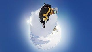 GoPro VR: The Fourth Phase in 360 – Snowboard with Travis Rice