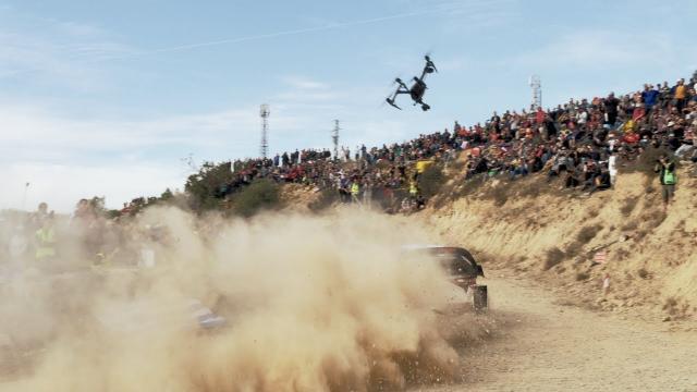 DJI - WRC - Spain 2018