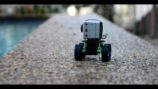 GoPro Automatic Mini Dolly - Under $5 - DIY