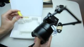 Unboxing HiFLY Funnygo 3-axis Handheld Gimbal Stabilizer For GoPro Hero3 And Hero4