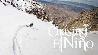 "GoPro: Chasing El Niño with Chris Benchetler - Ep. 4 ""The Sierra Trifecta"""