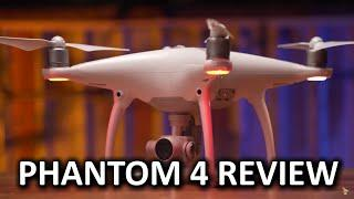 DJI Phantom 4 Review - This thing is magical. Seriously.