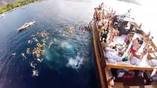 GoPro: Dragon Boat Party - Gili Trawangan