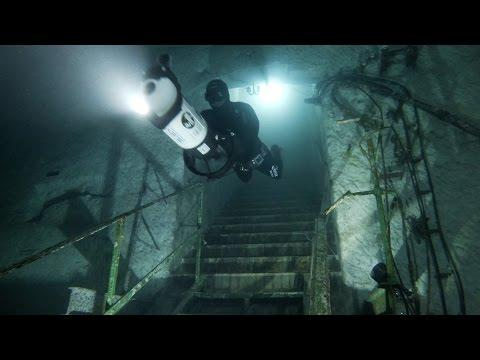 GoPro: Abandoned Mine Diving With Christian Redl