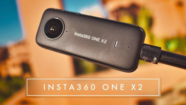 INSTA360 ONE X2 REVIEW // SOCIAL MEDIA TOY OR FILMMAKING TOOL?