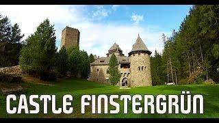 The Castle Finstergrün | Steadicam Smoothee&GoPro In Action