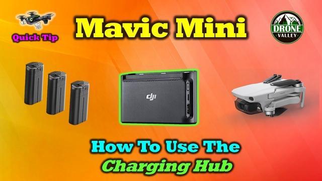 Mavic Mini - The Magic of the Charging Hub Explained