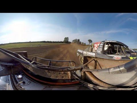 GoPro Spherical: Ride Inside A 900 Horsepower TORC Off Road Championship Truck