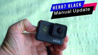 GoPro Hero7 Black: How to Update Manually - GoPro Tip #635