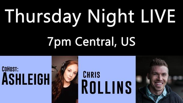 Ken Heron - TNL (Show #163) Chris Rollins and SpinUp!