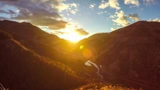 GoPro HERO4: Amazing Sunset Time Lapse 4K UHD