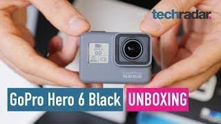 GoPro Hero 6 Black unboxing