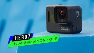 GoPro Hero7 Black: How To Turn HyperSmooth On / Off - GoPro Tip #640