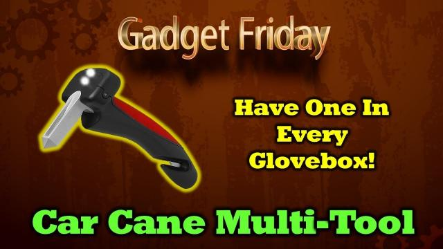 Gadget Friday - Car Cane Review