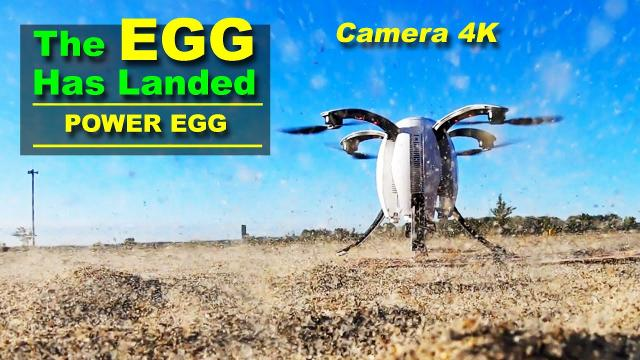 Powervision Power Egg - 4K Video Example - Still one of the best drones for the price!