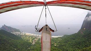 GoPro: Paragliding Over Rio de Janeiro