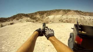 |-GUNS-| GoPro HD Shooting First Person With The AK47 And SR9