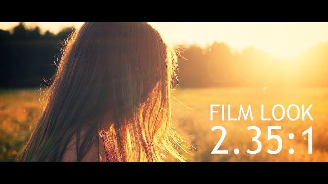 Mavic Pro in Cinematic 2 39:1 - Editing Tutorial in Premiere