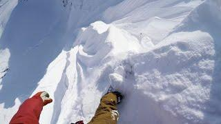 GoPro Snow: Corrugated Spine Lines with Ralph Backstrom