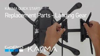 GoPro: Karma Replacement Parts - Landing Gear