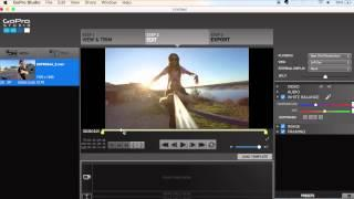 GoPro Fusion: How To IMPORT, EDIT, EXPORT Video with Fusion