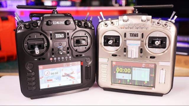 Eachine TX16S Multi Protocol RC Radio is the BEST bargain