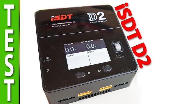 ISDT D2 Charger - really nice charger (not a Dodge tho)