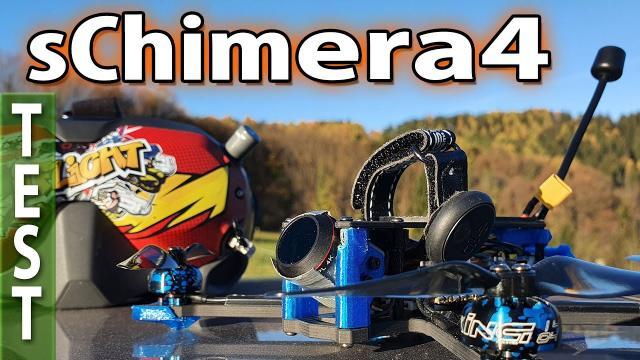 iFlight Chimera4 - Sub 250gr Longrange!