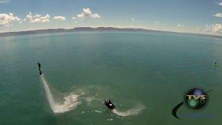 DJI Phantom Footage- Bear Lake Style