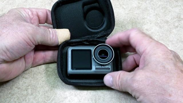 DJI OSMO Action Mini Hardshell Case