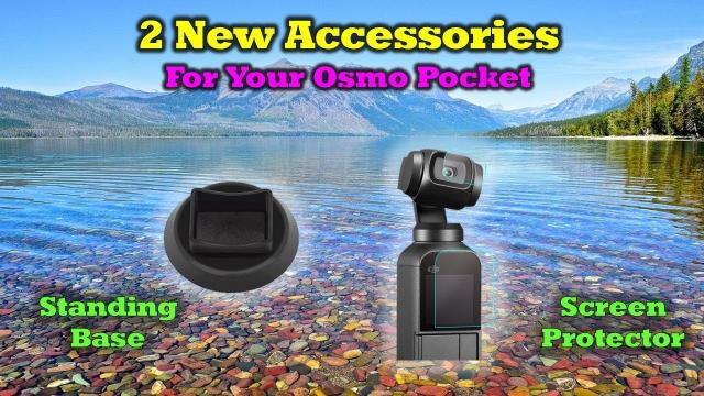 Upgrade Your Osmo Pocket With These 2 New Accessories