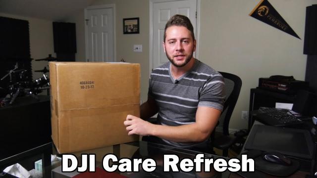 DJI Care Refresh: My Experience