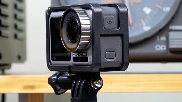 DJI OSMO Action Housing by STARTRC