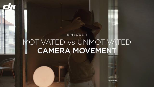 DJI Film School - Camera Movement With Brandon Li